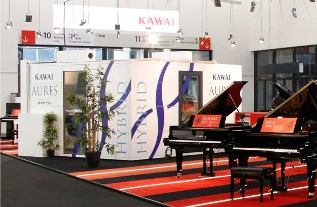 Kawai AURES project