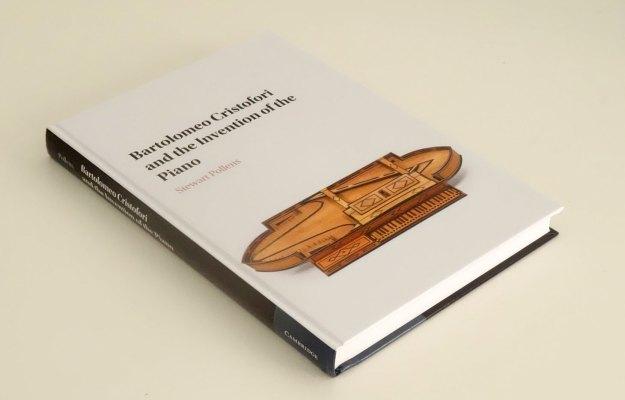 Book: Bartolomeo Cristofori and the Invention of the Piano