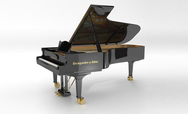 Steingraeber & Söhne E-272 Concert Grand Piano