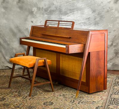 Danish modern styled Baldwin Acrosonic
