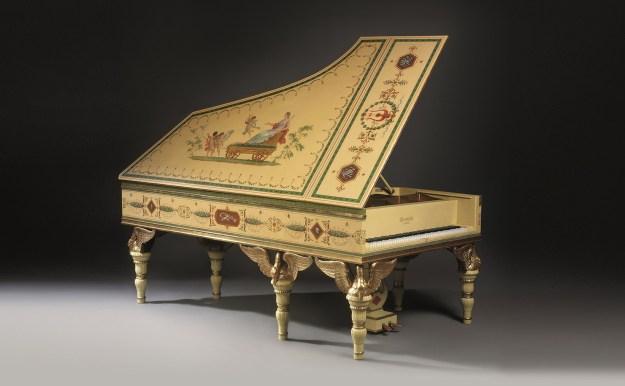The Swan Piano