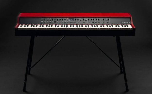 The Nord Grand digital piano