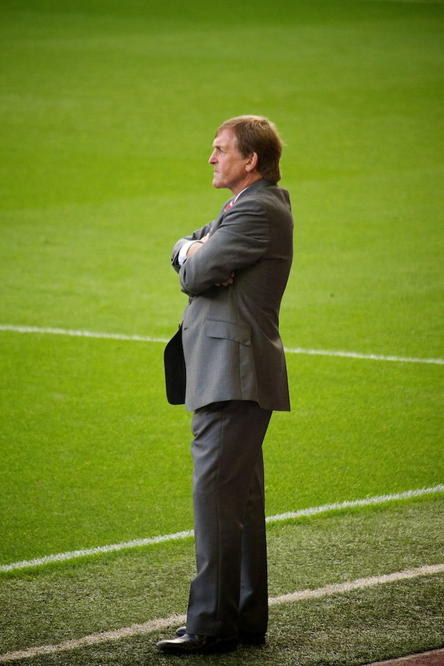 King Kenny vs Bolton 2011