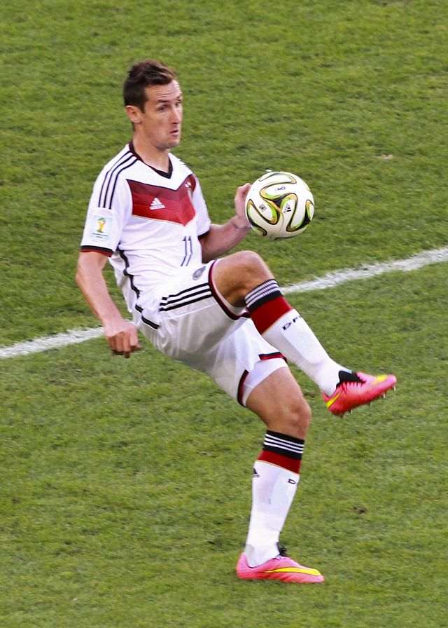 Miroslav Klose 2014