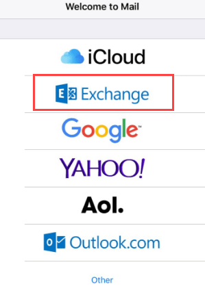 word image 64 - Configure WorldPosta on iOS mail app