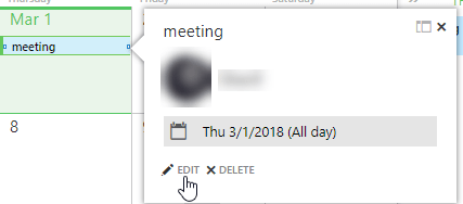 2018 03 01 13 28 48 - Editing a Calendar Entry