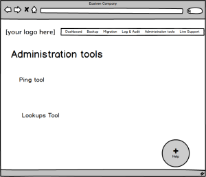 Admin Tool 1 - Email Branding