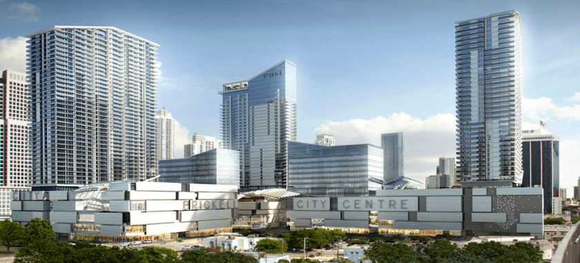 Brickell City Centre Signs Akerman, Miami's Largest Office ...