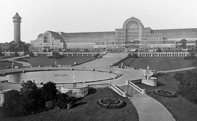 China Group Wants To Rebuild London S Crystal Palace