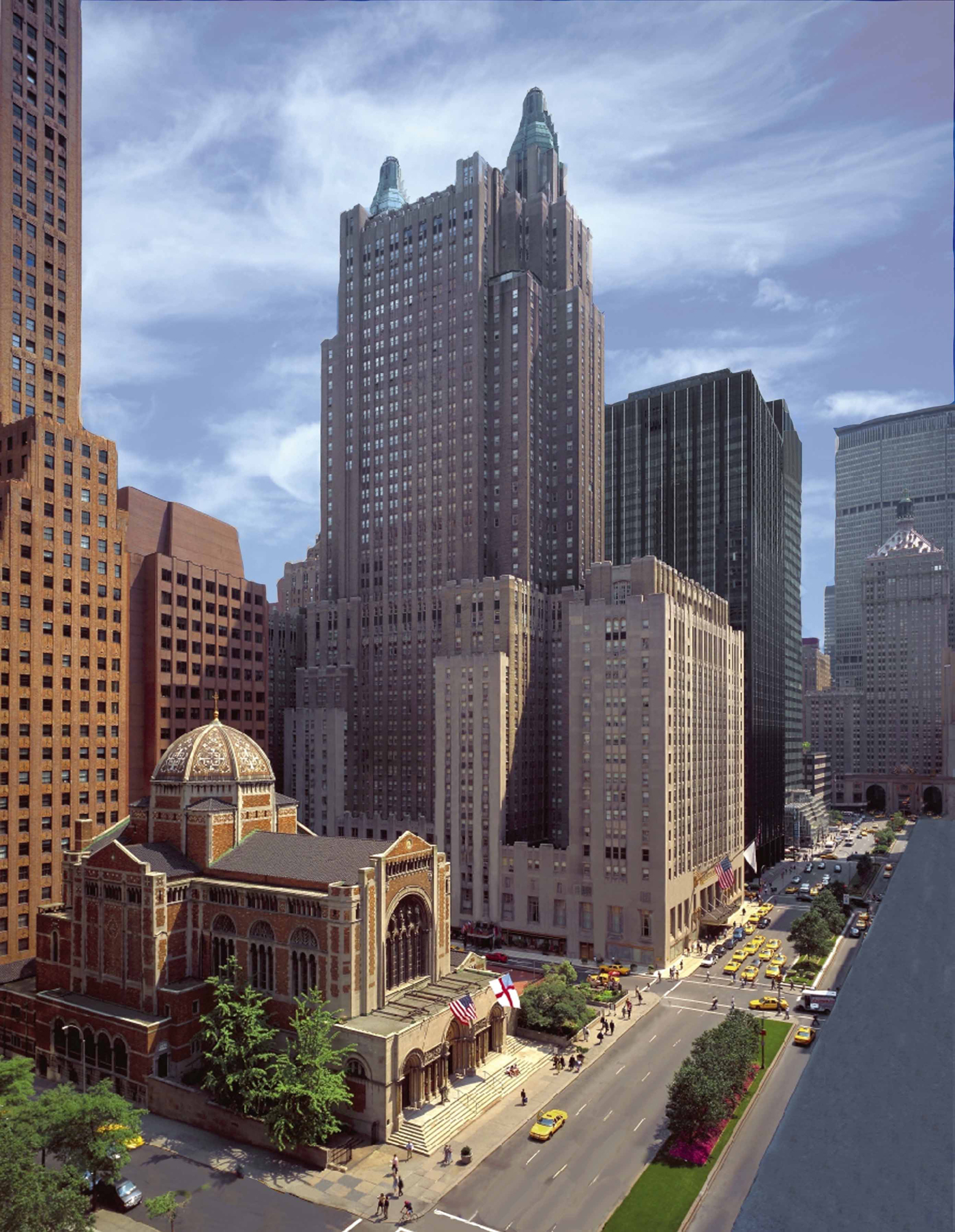 New Yorks Famed Waldorf Astoria Sells To Chinese For 1