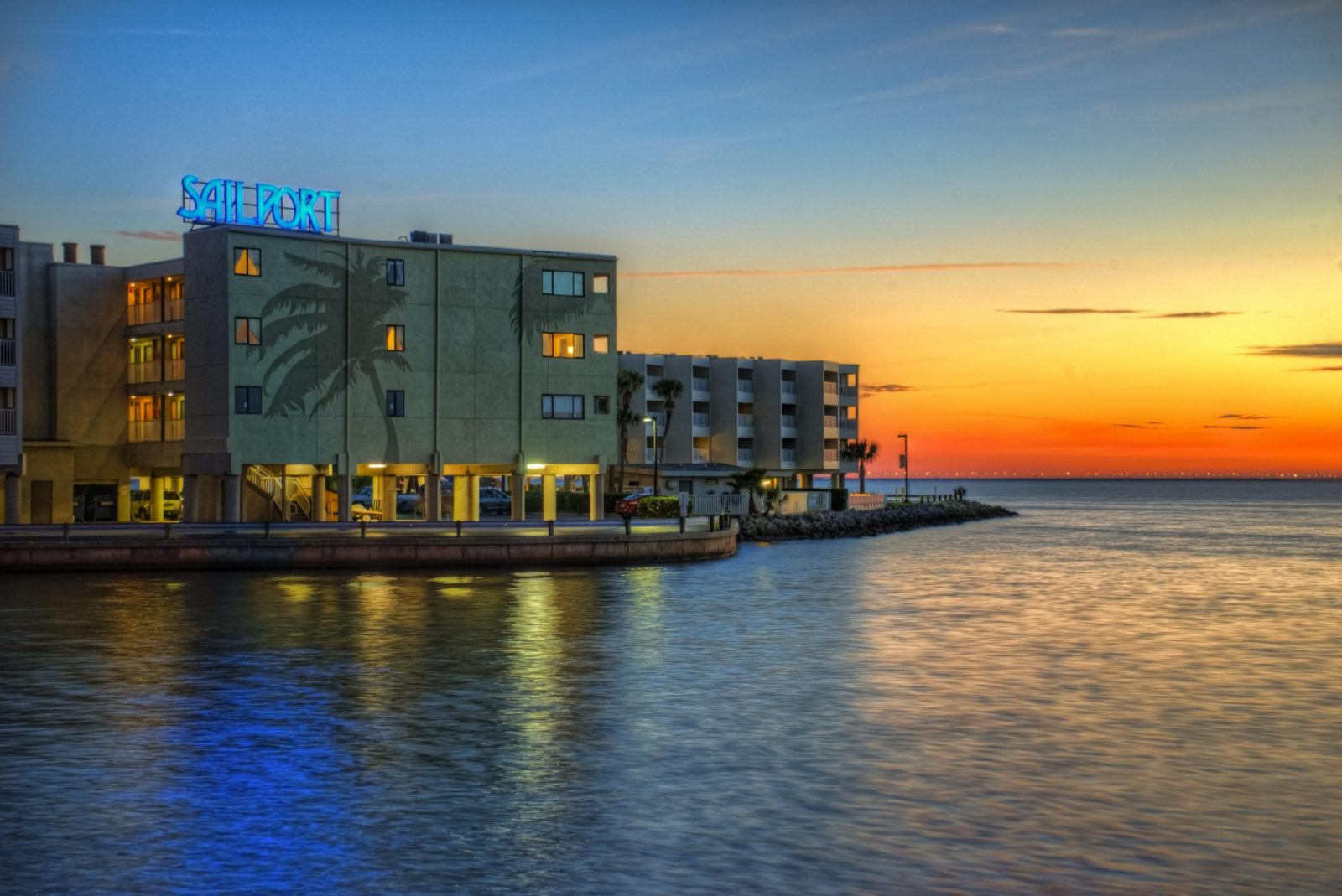Sailport Waterfront Suites is a gay and lesbian friendly