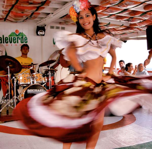 Belem Dancer