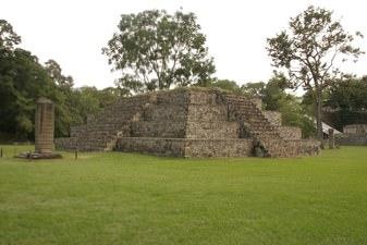 Copan Temple 1