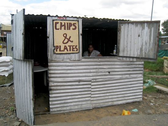 Lesotho Chipsplates
