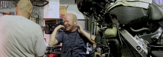 Allan Laughing