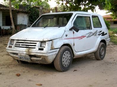 Aratuba Gurgel Car