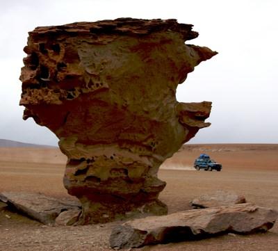 Arbol De Piedra Bolivia