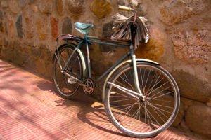 Bike Cafayate Still Life