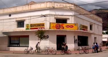 Bike Cafayate Supernova