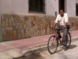 Bike Cafayate Whiteshirt