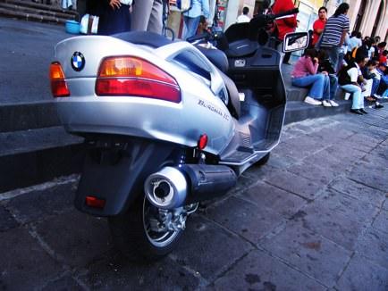 Bmw Scooter Zacatecas