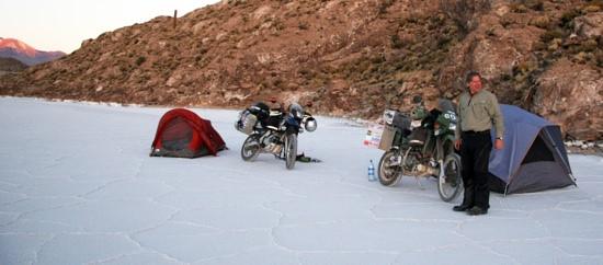 Camping Salar