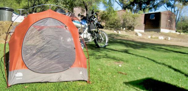 Camping Warmwaterberg