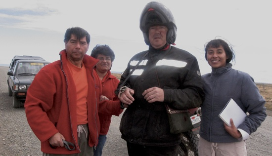 Chilean Family Helps Fernando