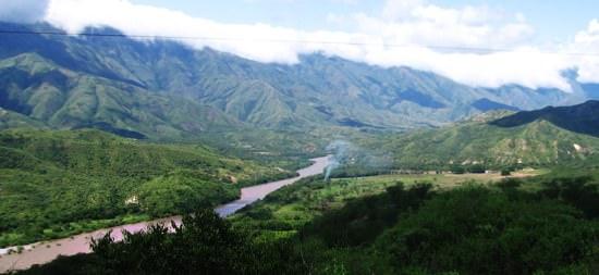Colombian Cordillera