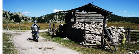 Creel Log Cabin