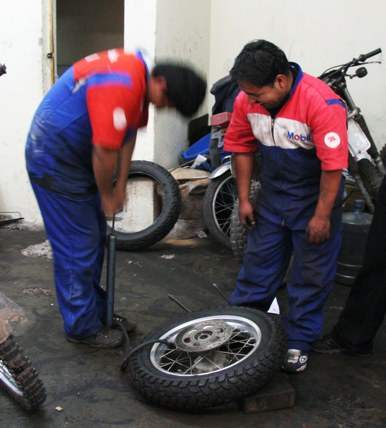 Cusco Tire Pump