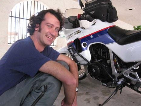 David Mcmillan Transalp