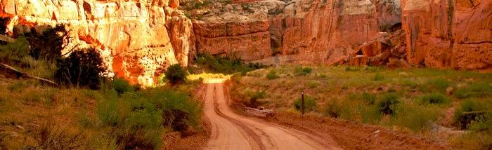 Desertroad