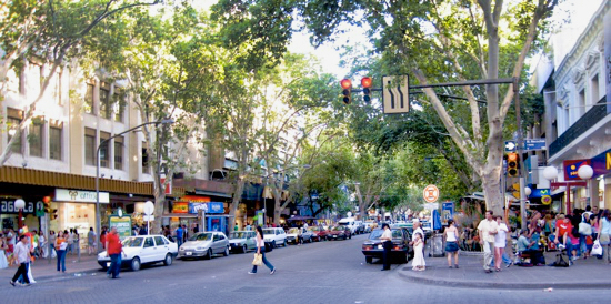 Downtown Mendoza