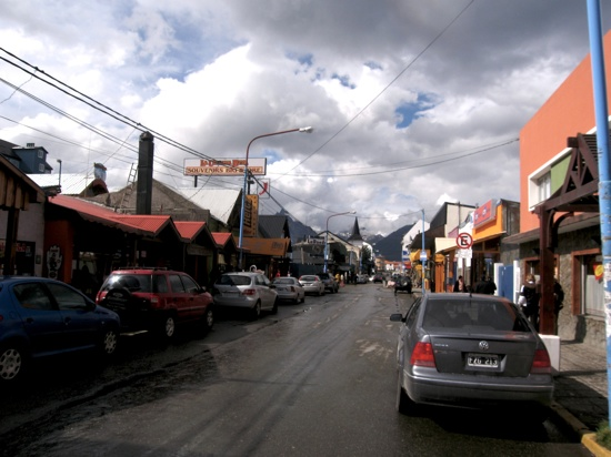 Downtown Usuhaia