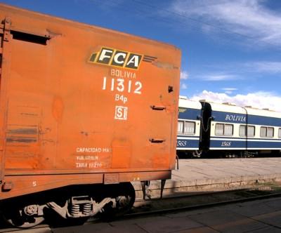 Fca Cargo Passtrains