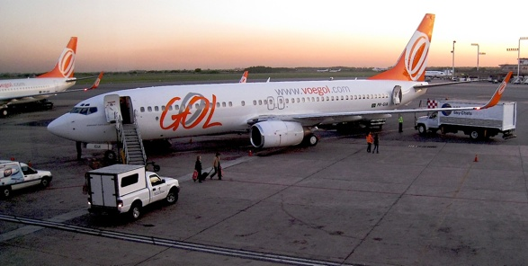 Gol Airlines Bsas