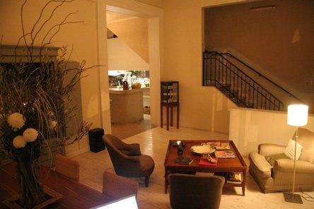 Hotel Costa Rica Lobby