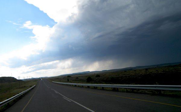 Looming Rain