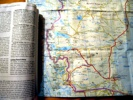 Mapa Chalten  1742