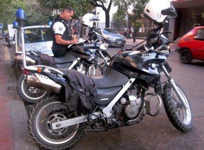 Mendoza Cop Bikes
