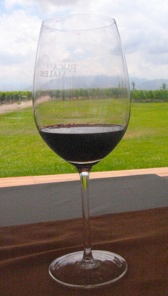 Mendoza Wineglass