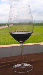 Mendoza Wineglass