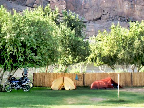 Oranje River Camp