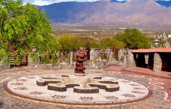 Pachamama Courtyard3