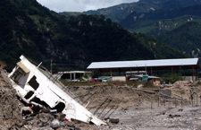 Pana River Damage