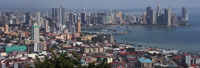 Panama City Cerro Ancon