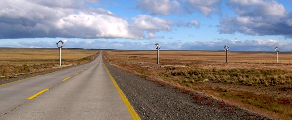 Patagonia Wind Monument