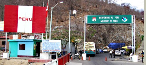 Peru Border