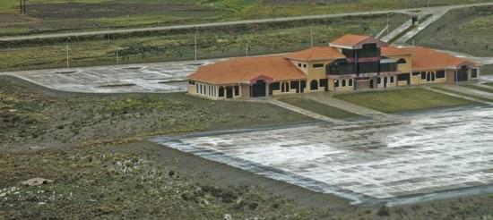 Potosi Airport